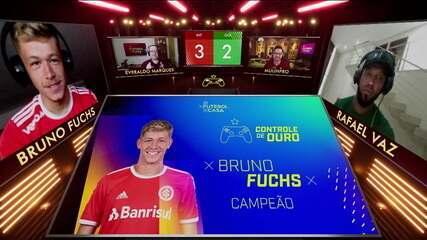 Bruno Fuchs comenta o título da primeira temporada do Futebol de Casa