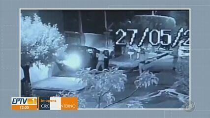 Novas imagens de assalto em Mogi Guaçu revelam momento em que PM rende criminosos
