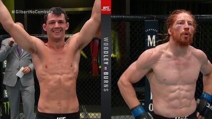 Melhores Momentos de Billy Quarantillo x Spike Carlyle no UFC: Woodley x Durinho.