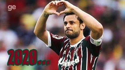 Acabou a saudade, tricolor! Relembre a primeira passagem de Fred pelo Fluminense