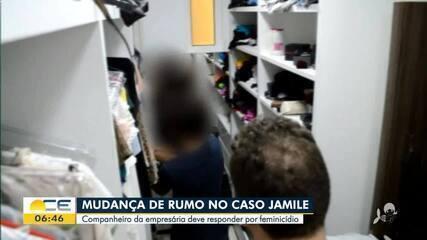 Novo parecer do MP pede que Caso Jamile seja tratado como feminicídio
