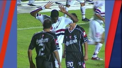 Grafite relembra episódio de racismo sofrido em 2005, contra o Quilmes, pela Libertadores