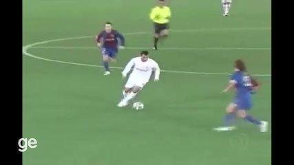 Relembre o gol de Adriano Gabiru na final do Mundial de Clubes, em 2006