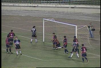 Em virada improvável, Treze atropela a Ulbra-RS e se classifica na Copa do Brasil 2005