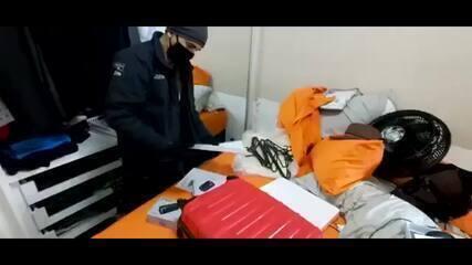 Operação da PCDF investiga suspeita de desvio de materiais hospitalares