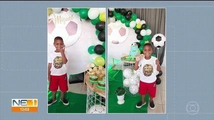 Criança de 5 anos morre após cair do 9º andar de prédio no Recife