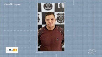 Homem é preso suspeito de matar jovem e a filha dela, de 4 anos, em Goiânia