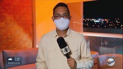 Ernane Fiuza atualiza os novos casos de coronavírus confirmados no Sul de Minas