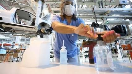 Produção industrial tem a maior queda em 18 anos