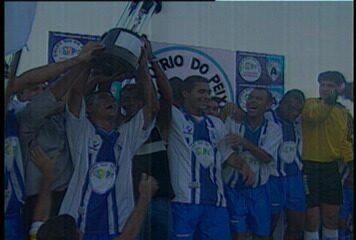 Atlético-PB x Campinense, WO em 2002