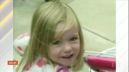Polícia alemã divulga nome do principal suspeito do desaparecimento de Madeleine McCann