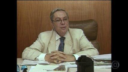 Economista Carlos Lessa morre de covid aos 83 anos