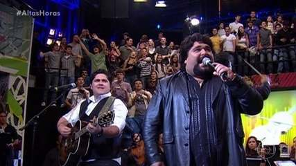 César Menotti e Fabiano cantam 'Leilão'