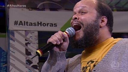 Ed Motta canta 'Caso Sério'