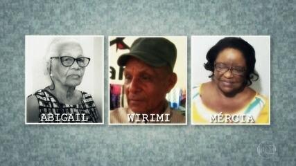 Fantástico homenageia mortos pelo coronavírus no Brasil