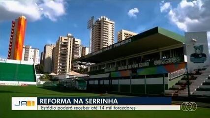 Goiás avança na ampliação da Serrinha