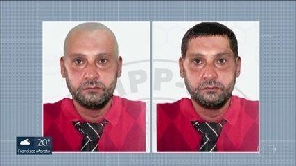Polícia já recebeu mais de 300 denúncias sobre paradeiro de Paulo Cupertino
