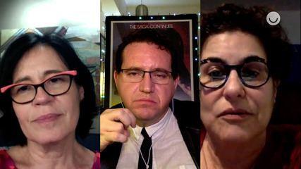 Thelma Guedes e Duca Rachid explicam a origem de 'Orfãos da Terra'