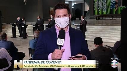 SP bate novo recorde de mortes por Covid-19 com 334 casos em 24 horas