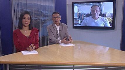 Evelyn Oliveira e Maciel Santos comentam sobre o cancelamento do calendário