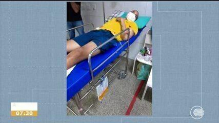 Ministério Público afirma que presos da CDP de Altos foram envenenados em dedetização