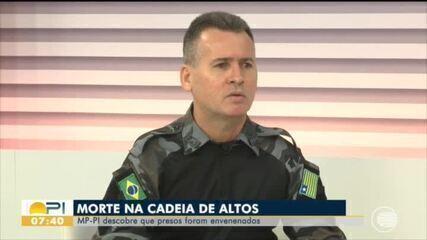 Secretaria de Justiça nega que dedetização possa ter causado envenenamento de presos