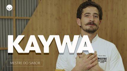 Kaywa Hilton lembra de momentos marcantes no Mestre do Sabor