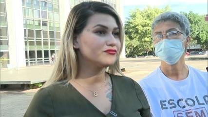 Polícia Federal prende a extremista Sara Giromini