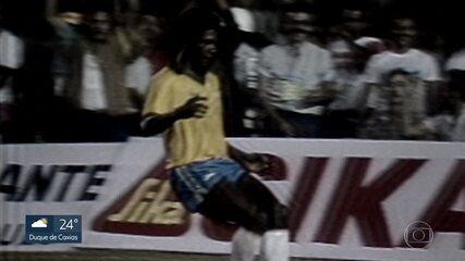 Estrela do Bangu e ponta-direita da Seleção na década de 80, Marinho morre aos 63 anos