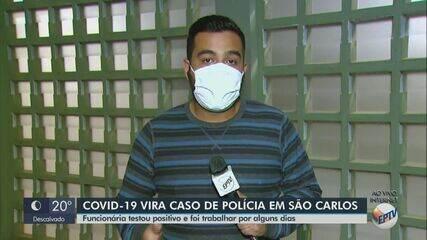 Funcionária de petshop com Covid-19 desrespeita isolamento e trabalha doente em São Carlos