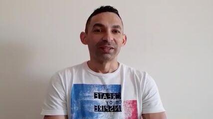 Valdin fala sobre a conquista da Liga Nacional de Futsal 2010 pelo Jaraguá