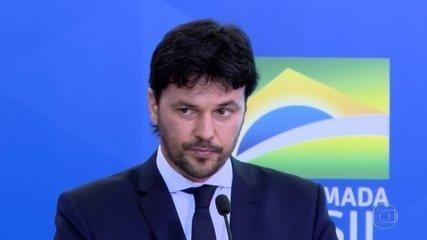 Deputado federal Fábio Faria (PSD) toma posse como novo ministro das Comunicações