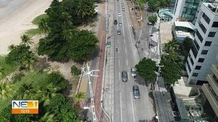 Recife reabre praias e parques para caminhadas, corridas e ciclismo