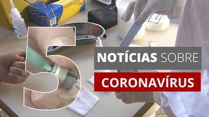 Brasil chega a 1 milhão de casos de Covid-19: veja 5 novidades sobre a pandemia
