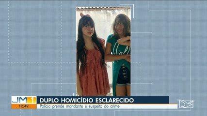 Ex-marido contratou pedreiro para matar mãe e filha em São Luís, diz polícia