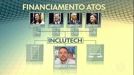 PGR encontra indícios de uso de dinheiro público no financiamento de atos antidemocráticos