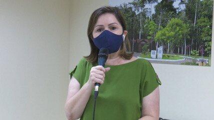 Prefeita diz que Rio Branco ainda está na fase vermelha e não pensa em reabertura