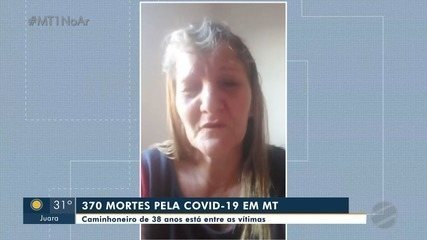 Caminhoneiro de 38 anos morre vítima da Covid-19