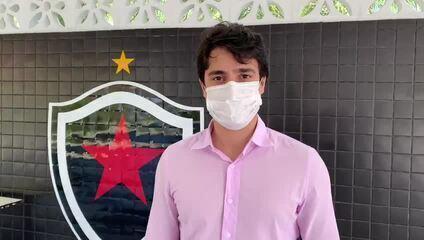 Médico do Botafogo-PB fala sobre o início de testagens de Covid-19 no clube