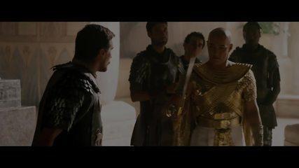 Trailer do filme 'Êxodo: Deuses e reis