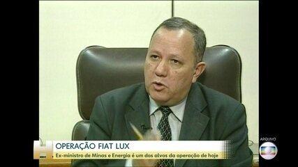 Ex-ministro é alvo da Lava Jato em operação contra fraudes na Eletronuclear