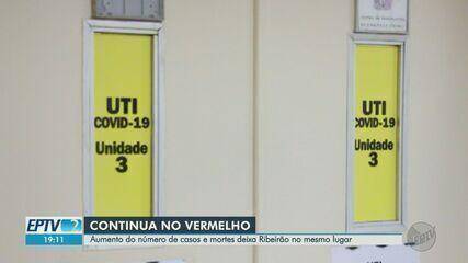 Governo de SP mantém região de Ribeirão Preto na fase vermelha do plano de retomada