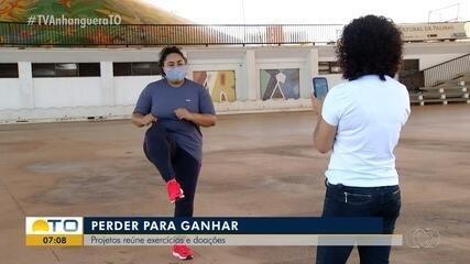 Influenciadores digitais se juntam para incentivar exercícios físicos durante pandemia