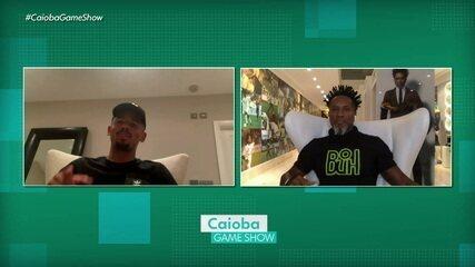 Jesus e Zé Roberto elegem melhores jogos que fizeram com a camisa do Palmeiras