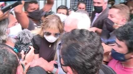 Polícia ouve Sari Corte Real, investigada por homicídio culposo pela morte de Miguel