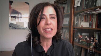 Fernanda Torres diz que a quarentena fez uma verdadeira revolução em sua vida