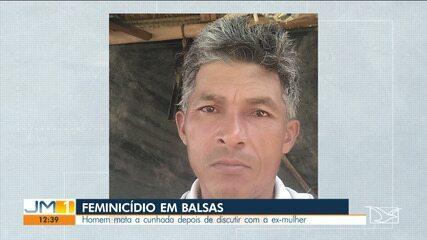 Homem mata a cunhada após discussão com a ex-mulher no Maranhão