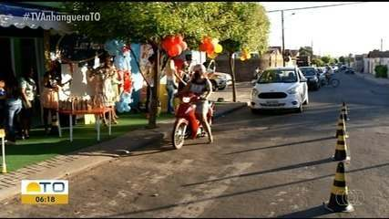 Escola de Araguaína prepara festa drive thru para rever alunos e matar a saudade