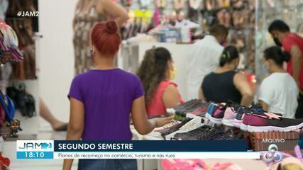 Segundo semestre traz planos de recomeço em Manaus