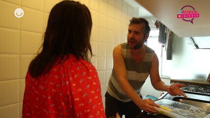 Diálogos Risíveis - Afazeres Domésticos